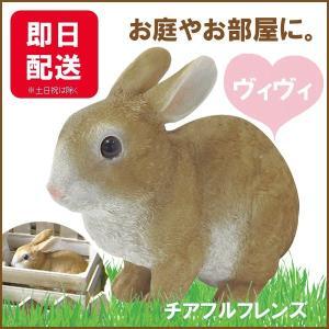チアフルフレンズ  ウサギのヴィヴィ|sunny-style