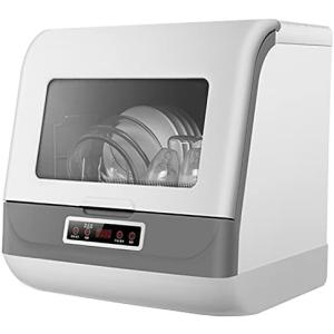 LERANDA 食洗機 食洗器 工事不要 食器洗い乾燥機 食器洗浄 タンク式食洗機 コンパクト 節水...