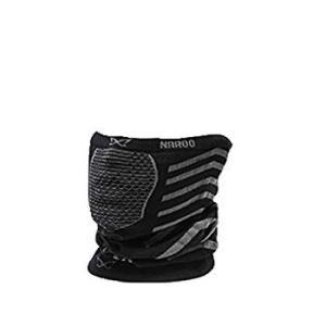 NAROO MASK(ナルーマスク) X9 防寒フェイスマスク スポーツマスク (ブラック)