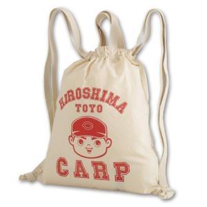 キャンバス生地の巾着バッグ! 手提げでも、背負っても使える、便利な2WAYです。  素材:綿 参考サ...
