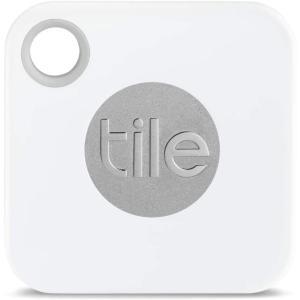 Tile Mate 紛失防止タグ 探し物発見器 EC-13001-AP 電池交換版