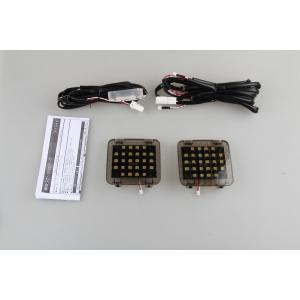 LED ラゲッジランプ 増設キット ルームランプ アルファード 20系と ヴェルファイア 20系 ホワイト 激光 安全便利|sunpie
