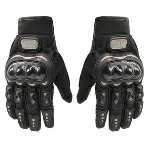 ナックルカップ付きバイクグローブバイク グローブ メッシュグローブ 手袋 サイクル 作業 滑り止め  サイクリング スマートフォン対応|sunpie