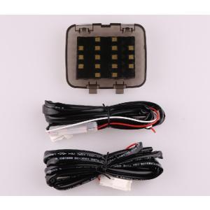 LED ラゲッジランプ ルームランプ 増設キット ホワイト エルグランド E52用 激光 安全便利|sunpie