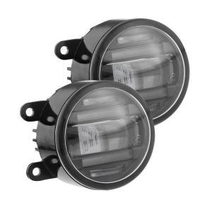 ホンダ/日産/スズキ車用 LED フォグランプユニット デイライト内蔵 CREE 純正交換 ハイパワー 16W 1年保証 sunpie