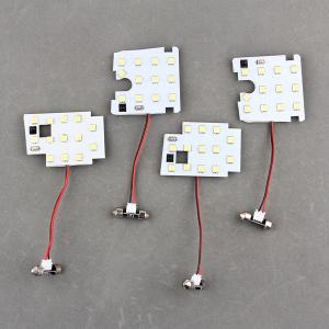 16段階調光式 室内灯 LED ルームランプ セット MAZDA マツダ CX-5 KE##W系専用 3チップSMD 純白  リモコン付き ホワイト|sunpie
