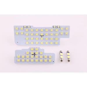スズキ スペーシア スペーシアカスタム マツダ フレアワゴン フレアワゴンカスタム LEDルームランプ 室内灯 3チップSMD合計184発 ホワイト白|sunpie