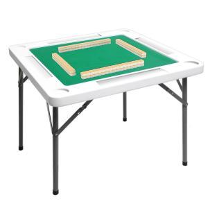 麻雀卓 折り畳み式 麻雀牌セット マージャン卓...の詳細画像4