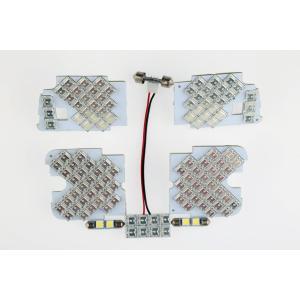 マツダ CX-5 KE##W系専用 LEDルームランプセット 7点116発 ホワイト フロントランプ/リアランプ/バニティランプ/ラゲッジランプ 専用設計、取付簡単!|sunpie