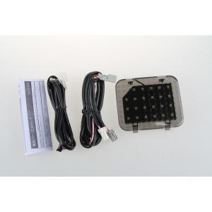LED ラゲッジランプ 増設キット ルームランプ スバル フォレスター SJ系用 ホワイト 激光 安全便利 1年保証付き|sunpie