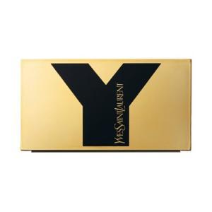 YVES SAINT LAURENT イヴ サンローラン タン ラディアンス ペルル コンパクト ケース コレクター Y|sunplace