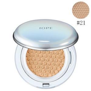 IOPE アイオペ エア クッション カバー 21号 バニラ SPF50+/PA+++ 30g 韓国コスメ|sunplace