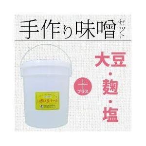 味噌 手作り セット キット(小)の画像