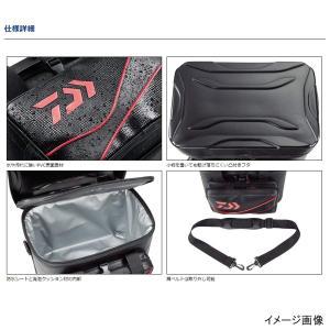 ダイワ(Daiwa) タックルバッグ セミハードクールバッグ(D) 20(D) レッド|sunrise-eternity
