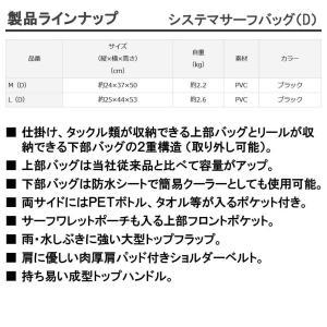 ダイワ(Daiwa) タックルバッグ システマサーフバッグ L(D)|sunrise-eternity