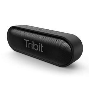 Tribit Bluetooth スピーカー (12W Bluetooth4.2 24時間連続再生) 低音強化/IPX7防水/デュアルドライ|sunrise-eternity