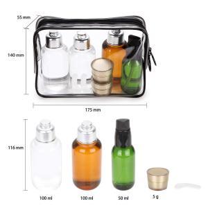 Bijou Cat トラベル用ボトル 詰替ボトル 小分けボトル 旅行携帯用容器|sunrise-eternity