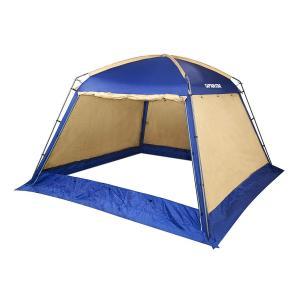 キャプテンスタッグ(CAPTAIN STAG) キャンプ用品 テント オルディナ リビングスクリーンドーム340UVM-3171|sunrise-eternity