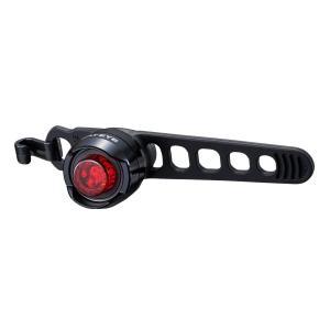 キャットアイ(CAT EYE) テールライト ORB SL-LD160-R ブラック 電池式|sunrise-eternity