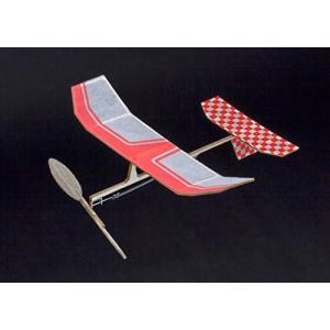 スタジオミド フライ 2機入 ゴム動力模型飛行機キット IP-14|sunrise-eternity