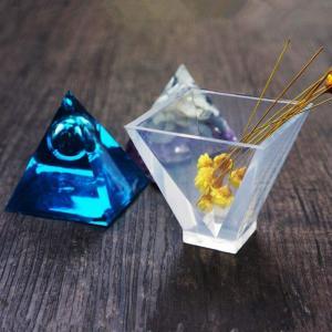 Forrest Gump レジン 型 ピラミッド セット 抜き型 UVレジン キット アクセサリー ハンドメイド|sunrise-eternity