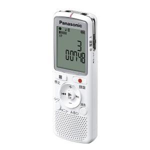 パナソニック ICレコーダー 2GB ホワイト RR-QR220-W sunrise-eternity