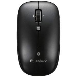 LogicoolロジクールBluetoothマウスM557グレーM557GR