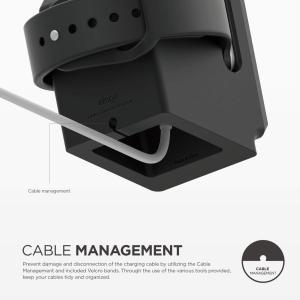 elagoW3STANDAppleWatch充電スタンドSeries3/Series2/series...