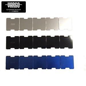 vargo(バーゴ) 正規輸入店アルミニウムウインドスクリーン ブラック T-422|sunrise-eternity