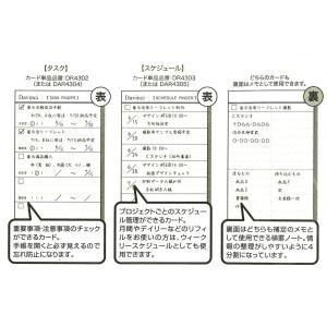 レイメイ藤井 ダヴィンチ 手帳用リフィル タスクファインダーホルダー 聖書 DR4501