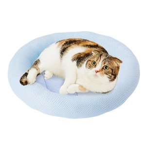 ペティオ (Petio) ひんやりあごのせベッドT 猫用 sunrise-eternity