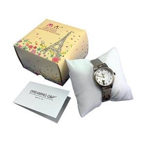 可愛い ねこ 猫 ガールズ 腕時計,fq234 グレー 本革 ベルト 女子 学生 ウォッチ キッズ sunrise-eternity