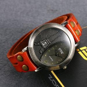 Lancardo 腕時計 メンズ アンティーク 多重巻 レザーバンド ブレスレット時計 シンプル 腕時計 防水 レデイース カジュアル メン|sunrise-eternity