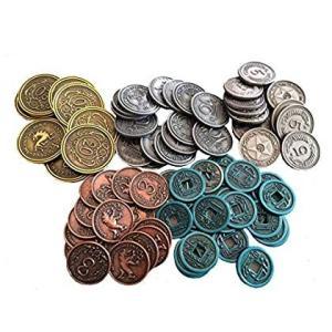 Scythe: Metal Coins add-on sunrise-eternity