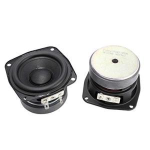 EASTEC FSB522030-3806 フルレンジスピーカーユニット3インチ(70mm) 8Ω/MAX40W スピーカー自作/DIYオー|sunrise-eternity
