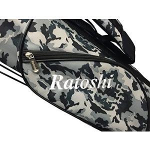 Ratoshi セルフスタンドキャリーケース カモ柄|sunrise-eternity