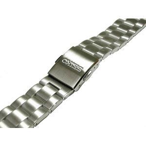 〔セイコー〕SEIKO 20mm 時計バンド メカニカル 純正ベルト ステンレス ブレス SARB033/SARB035/SARB037/S sunrise-eternity