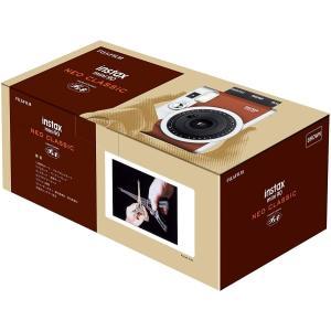 FUJIFILM インスタントカメラ チェキ instax mini 90 ネオクラシック ブラウン INSTAX MINI 90 BROW|sunrise-eternity