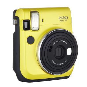 FUJIFILM インスタントカメラ チェキ instax mini70 イエロー INS MINI 70 YELLOW|sunrise-eternity