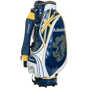 アドミラルゴルフ キャディバッグ ライトウェイトスポーツ ADMG9SC2 NVY(30)|sunrise-eternity