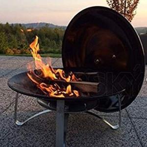 ウェーバー(Weber) ファイアープレイス 焚き火台 2750 ウェーバー 焚き火 キャンプ インスタ映え|sunrise-eternity