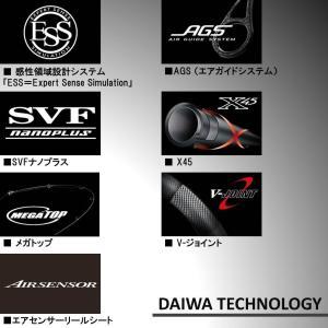 ダイワ(Daiwa) エギングロッド スピニング エメラルダス ストイスト AGS 88LM-S|sunrise-eternity