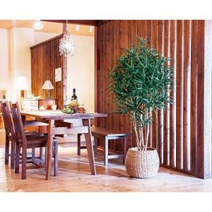 ドラセナツリー(M)(ナチュラルトランク)《ポット別売り》(NGT2026M)フェイクグリーン リーフ 天然木 人工観葉植物 ドラセナツリー|sunrise-eternity