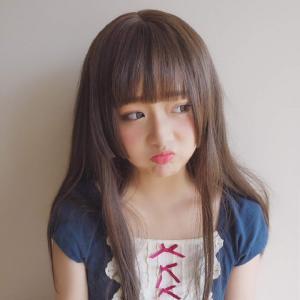 風追い少女ロング ウィッグ 高品質ウィッグ 姫髪 姫カットストレートフルウィッグ wig ゆるふわ ...