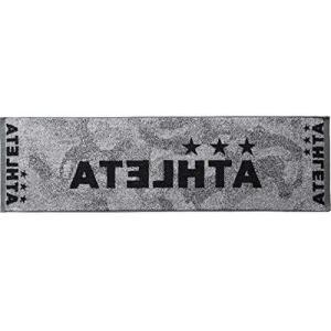 ATHLETA(アスレタ) スポーツタオル 05202 Fサイズ ブラック