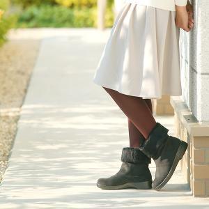 レディス ショートブーツ ゴアテックスファブリクス 防水 撥水 トップドライ TDY39-11|sunrise-shoes|09