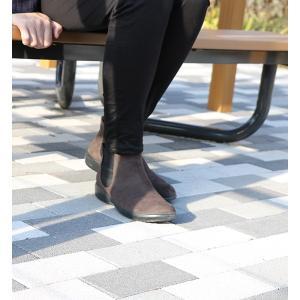レディス サイドゴアつき ブーツ 防水 撥水 トップドライ TDY39-70|sunrise-shoes|10