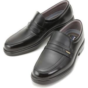 父の日 プレゼント メンズ ビジネスシューズ 防水 ゴアテックスファブリクス 幅広 4E 通勤快足 TK3126|sunrise-shoes
