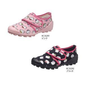 スニーカー キッズ セール開催中 サンリオ かわいい ハローキティ P798|sunrise-shoes