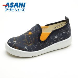 キッズ スニーカー スリッポン ポケモン P103|sunrise-shoes